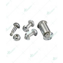 Spare Nut & Bolts S/Steel.