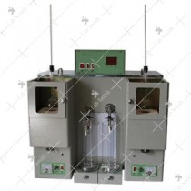 Dual Device Distillation Tester