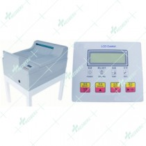 Medical LCD control X-ray film processor