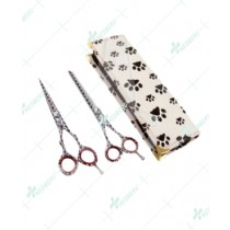 "Paw Hair Scissors 7"""