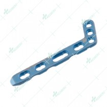 "2.4mm Wise-Lock ""L"" Distal Radius Dorsal Plate, Oblique"