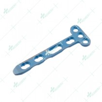 "2.4mm Wise-Lock ""T"" Distal Radius Dorsal Plate, (3 Head Holes)"