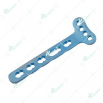 2.4mm Wise-Lock Distal Radius Volar Plate, Extra-Articular, (4 Head Holes)