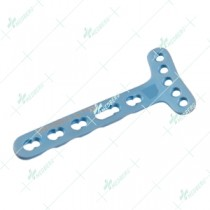 2.4mm Wise-Lock Distal Radius Volar Plate, Extra-Articular, (5 Head Holes)