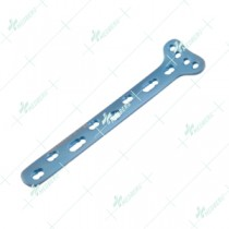 2.4mm Wise-Lock Distal Radius Volar Plate, Extra-Long, (4 Head Holes)