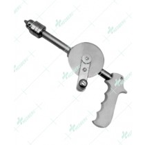 Hand drill Aluminium Handle