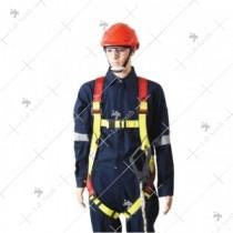 Saviour Standard Harness Twin Shoulder Anchor