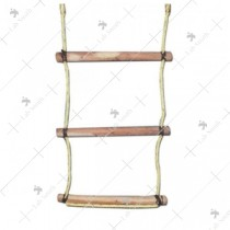 Saviour Wooden Rope Ladder