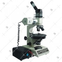 Advanced Microscope with Reflected & Transmitted Light