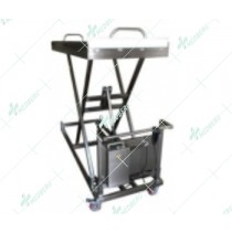 Mortuary corpses lifting cart/ Electrical Lifter