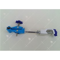 Retort Clamp, Aluminium with attached Boss Head
