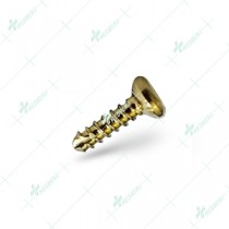 1.5mm Cortical Screws, Self Tapping, (Star Head)