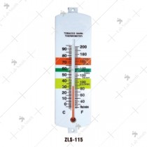 Barn Thermometer Aluminium Body