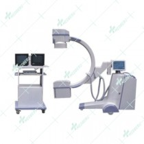 Mobile High Frequency Medical C-arm X-ray Machine