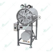 Steam Sterilizer (Horizontal High Pressure Cylindrical)