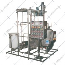 Pasteurization Unit Continuous JMSMP 500 LPH