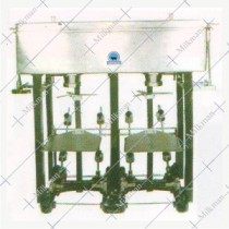Gravity Operated Filling Machines For Ghee And Curd