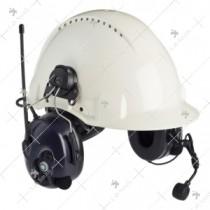 3M™ PELTOR™ LiteCom Plus with Helmet