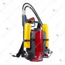 Water Mist and CAF Fire Extinguisher BackPack [9L200B]