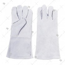 Saviour Leather Hand Gloves