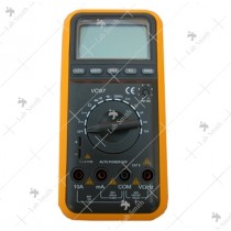 3.75 Digit Digital Multimeter (Auto Range)