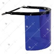 Saviour Universal Metal Bracket Face shield [Blue]
