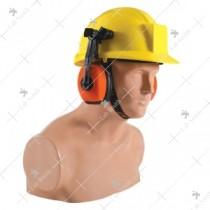 Ear Muff For Tough Hat Helmet