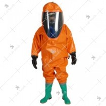 Respirex GTB Reusable Gas Tight Suit [Viton]