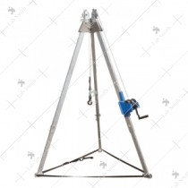 Saviour Tripod [With Winch]