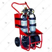 Honeywell Fenzy Air Supply Trolley