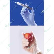 Nitrile Examination Gloves Non Sterile Powderfree