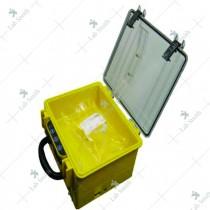 Vacuum Air Sampling Box