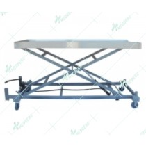 Mortuary Trolley cart Hydraulic Lifter
