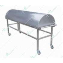 Mortuary Corpses Transfer Cart w/cover