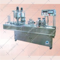 Automatic Cheese Filling And Sealing Machine