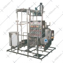 Pasteurization Unit Continuous JMSMP 250 LPH