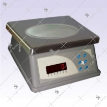 Water Proof Table Top Scales ( 0.1g to 6Kg )