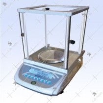 High Precision Balances (without motorized internal calibration)  ( 0.001g to 1000g )