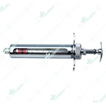 Metal Syringe With Luer-lock