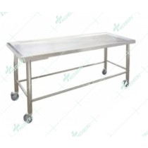 Stainless steel dissecting table autopsy table