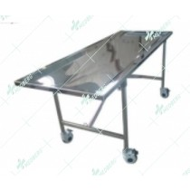 Mortuary Corpses Trolley Transfer Cart