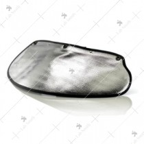 Aluminized Shroud Insulation Helmet