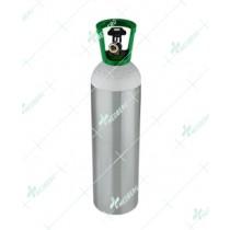 Aluminum Cylinder 12 Ltr W.C.
