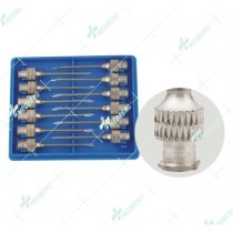Veterinary needle d-type(12pcs per box)