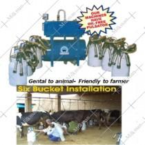 Milking Machine Model