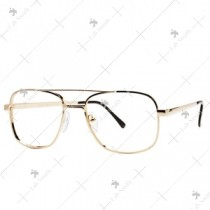 3M CX7000 Prescription Safety Eyewear [With Metal Frame]