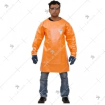 Saviour Chemguard Apron [With Sleeves]