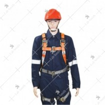 Saviour Premium Harness Twin Shoulder Anchor [With Adjustable Shoulders and Waist Belt]