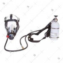 Facepiece with Demand Valve