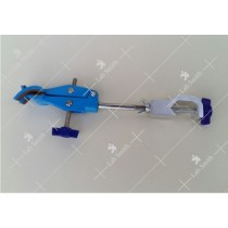 Cross Pattern Clamp , Aluminium (Four Finger), with attached Boss Head
